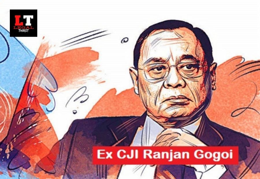 Ranjan Gogoi - Ex-Chief Justice Of India Accused in Sexual Harassment Case
